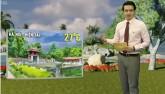 Dự báo thời tiết VTV 24/6: Áp thấp nhiệt đới trên Biển Đông mạnh lên