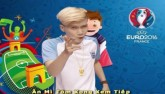 Vanh Leg tái xuất với clip chế Em của mùa Euro