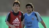 Maradona: Argentina không vô địch Copa, đừng về nước