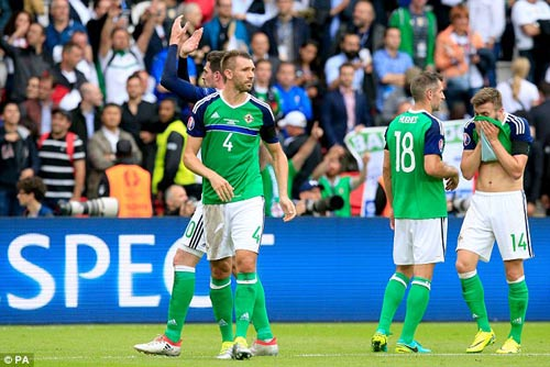 Xứ Wales - Bắc Ailen: Sứ mệnh trên đôi vai Bale (Vòng 1/8 EURO 2016) - 2
