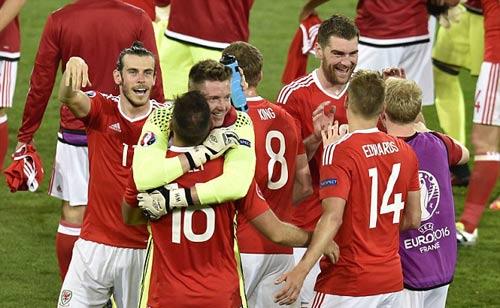 Xứ Wales - Bắc Ailen: Sứ mệnh trên đôi vai Bale (Vòng 1/8 EURO 2016) - 1