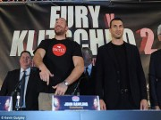 Thể thao - Tin thể thao HOT 25/6: Trận Fury - Klitschko gặp họa