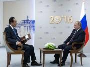Thế giới - Putin muốn thân thiết hơn với Trung Quốc