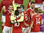Bóng đá - Xứ Wales - Bắc Ailen: Sứ mệnh trên đôi vai Bale (Vòng 1/8 EURO 2016)