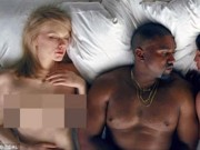 Ca nhạc - MTV - Taylor Swift trần trụi trong MV của Kanye West?