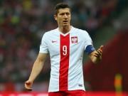 Bóng đá - TRỰC TIẾP Thụy Sỹ - Ba Lan: Trông cả vào Lewandowski