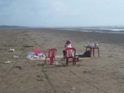 Tin tức trong ngày - Người mẹ mất tích khi tắm biển cùng con hoảng loạn trở về