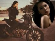 Phim - Thú chơi mô tô cực chất của bạn gái Johnny Trí Nguyễn