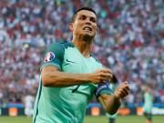 Bóng đá - Tin nhanh Euro 25/6: Ronaldo quyết vượt Platini