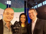 Tài chính - Bất động sản - Startup Việt đoạt giải Nhất cuộc thi khởi nghiệp tại Mỹ