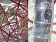Du lịch - Thót tim lướt trong hầm trượt cao và dài nhất thế giới