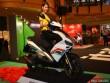 Xe máy - Xe đạp - Ngắm xe ga 2016 CMC Italjet 125 giá 38 triệu đồng