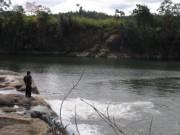 Tin tức trong ngày - Lật xuồng trên hồ thủy điện, 3 người mất tích