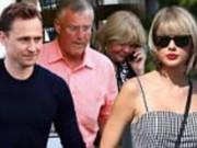 Ca nhạc - MTV - Taylor Swift và Tom Hiddleston ra mắt cha mẹ hai bên