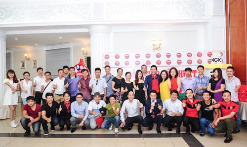 Bugi NGK lần đầu tiên tổ chức hội thảo kỹ thuật tại Hà Nội - 1