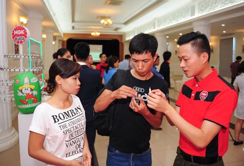 Bugi NGK lần đầu tiên tổ chức hội thảo kỹ thuật tại Hà Nội - 3