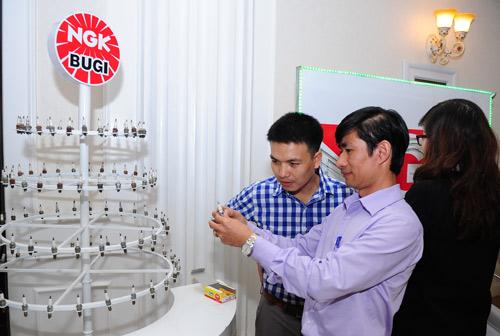 Bugi NGK lần đầu tiên tổ chức hội thảo kỹ thuật tại Hà Nội - 5