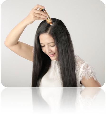 Giải pháp mới: Ngăn rụng tóc bằng tinh chất - 2