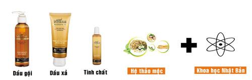 Giải pháp mới: Ngăn rụng tóc bằng tinh chất - 3