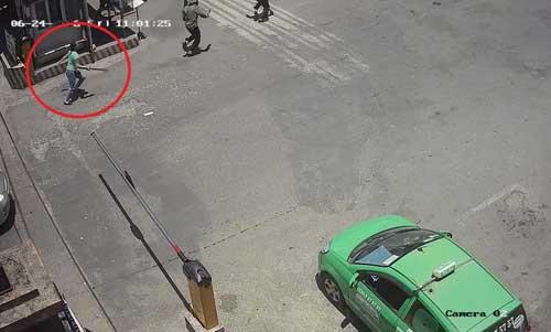 Vụ vác mã tấu truy sát nhân viên bến xe: Lời kể nạn nhân