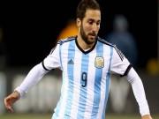 Bóng đá - Higuain lại bỏ lỡ cơ hội vô duyên ở chung kết