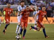 Bóng đá - Argentina - Chile: Nỗi đau luân lưu (CK Copa America)