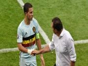 Bóng đá - Chơi tưng bừng, Bỉ mơ đến chung kết Euro