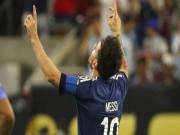 Bóng đá - Messi thẫn người, đổ lệ nhìn Chile nhảy múa (CK Copa America 2016)