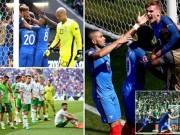 Bóng đá - Ảnh đẹp Euro 27/6: Hú hồn chủ nhà Pháp