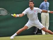 Thể thao - Chi tiết Djokovic - Ward: Đâu lại vào đấy (Vòng 1 Wimbledon)