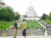 Du lịch - Trải nghiệm nghệ thuật đường phố ở thủ đô Paris