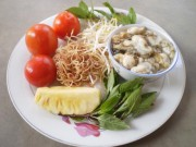 Ẩm thực - Canh chua hàu sữa ngon ngây ngất
