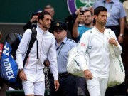 Thể thao - Djokovic – Ward: Chỉ khó ở set 2 (vòng 1 Wimbledon)