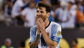Messi gây sốc chia tay đội tuyển Argentina