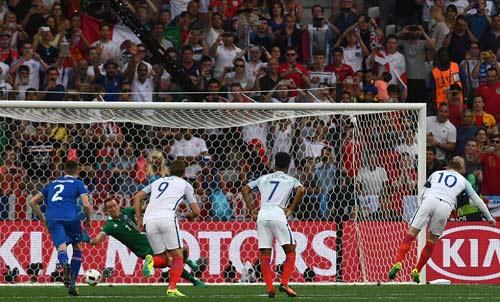 Brexit ở EURO: Cầu thủ Anh đổ gục, fan chết lặng