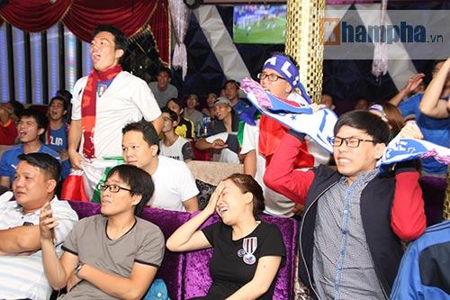 Fan Việt yêu ĐT Ý hét khản giọng, bật khóc vì thắng TBN - 3