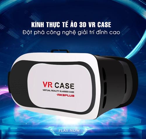 Kính thực tế ảo 3D VR CASE – công nghệ giải trí đỉnh cao - 1