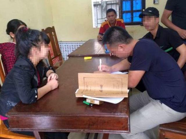 Giải cứu bé gái 15 tuổi bị lừa vào động mại dâm