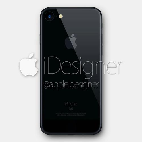 iPhone 7 phiên bản màu đen huyền bí và lịch lãm