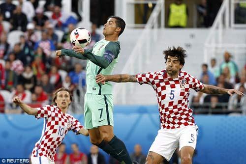 Ronaldo: Võ sĩ đạo cuối cùng & những vai diễn trên sân
