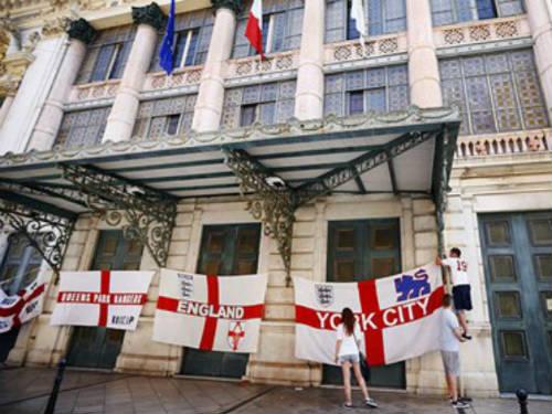 Tiết lộ rúng động về trận Anh - Iceland