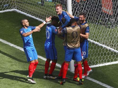 Tin nhanh Euro 29/6: Pháp trên Đức, Ý cửa vô địch