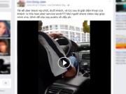 """Công nghệ thông tin - Vụ tài xế Uber và hành khách cãi nhau: """"Chúng tôi rất tiếc"""""""