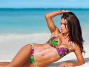 """Làm đẹp - """"Sinh tố nhan sắc"""" của thiên thần nội y sexy nhất Brazil"""