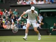 Thể thao - Murray – Broady: Đánh nhanh, nghỉ sớm (V1 Wimbledon)