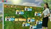 Dự báo thời tiết VTV 28/6: Mưa dông khắp miền Trung đến Nam Bộ