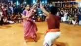 Video: Cụ bà 76 tuổi đấu võ nhanh như gió với thanh niên