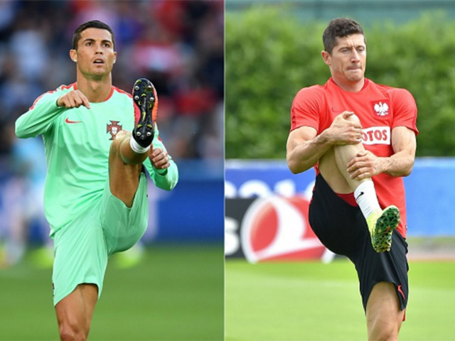 Ronaldo & Lewandowski: Thất thế nhưng vẫn là anh hùng