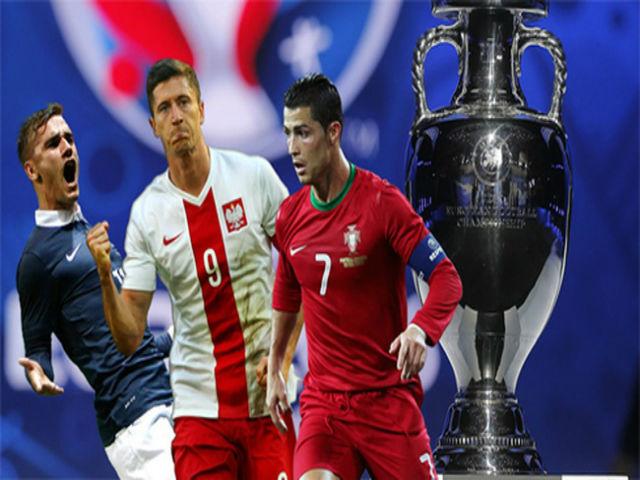 Tứ kết Euro 2016: Đức-Italia, cuộc chiến lửa - băng