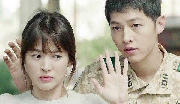 Song Joong Ki có bạn gái bí ẩn ở Mỹ? - 2